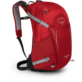 Osprey Hikelite 18 Backpack tomato red
